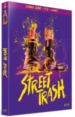 Jaquette Street Trash (Bluray+DVD)
