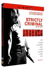Jaquette Strictly Criminal (Combo Blu-ray + DVD)