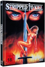 Jaquette Stripped to Kill (Blu-ray+DVD)