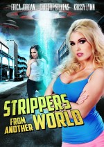 Jaquette Strippers from Another World
