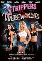 Jaquette Strippers Vs Werewolves