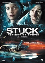 Jaquette Stuck - Instinct de survie