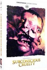 Jaquette Subconscious Cruelty (Blu-Ray+DVD) - Cover A