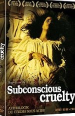 Jaquette Subconscious Cruelty EPUISE/OUT OF PRINT