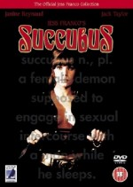 Jaquette Succubus EPUISE/OUT OF PRINT