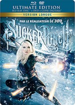 Jaquette Sucker Punch (Version Longue - Ultimate édition - Blu-ray + DVD + Copie digitale) EPUISE/OUT OF PRINT