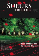 Jaquette Sueurs Froides 36 EPUISE/OUT OF PRINT