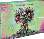 Jaquette Suicide Squad [Blu-ray 3D + 2D + 2D Extended Edition + DVD + Copie digitale UltraViolet - Boîtier SteelBook + Comic book]