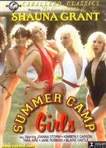 Jaquette Summer Camp Girls