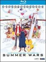 Jaquette Summer Wars