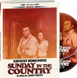 Jaquette Sunday in the Country - Édition Collector Blu-ray + DVD + Livre