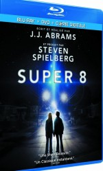 Jaquette Super 8 (Blu-ray + DVD + Copie digitale)