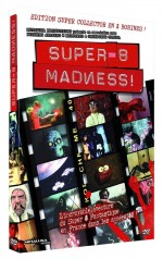 Jaquette Super 8 Madness ! EPUISE/OUT OF PRINT