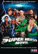 Jaquette Superhero Movie