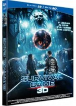 Jaquette Survival Game (Blu-Ray / Blu-Ray 3D)