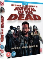 Jaquette Survival of the Dead