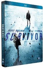 Jaquette Survivor (Combo Blu-ray + DVD)