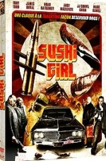 Jaquette Sushi Girl
