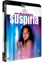 Jaquette Suspiria EPUISE/OUT OF PRINT