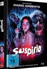 Jaquette Suspiria (Restored 40th Anniversary Edition)