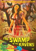 Jaquette Swamp of the Ravens / I Eat Your Skin Double Feature