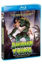 Jaquette Swamp Thing (BluRay/DVD Combo)
