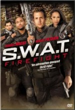 Jaquette Swat: Firefight