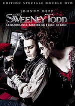 Jaquette Sweeney Todd, Le diabolique barbier de Fleet Street (�dition Sp�ciale - Coffret 2 DVD)