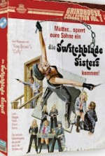 Jaquette Switchblade Sisters - Bronx-Katzen  (Blu-Ray+DVD)