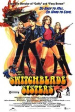 Jaquette Switchblade Sisters & Spider Baby ANNULE/CANCELED