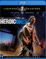 Jaquette Sword Masters - The Heroic Ones