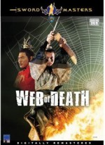 Jaquette Sword Masters: Web of Death