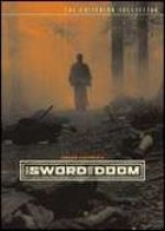 Jaquette Sword Of Doom, The - Criterion Collection