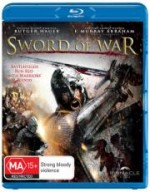 Jaquette Sword of War