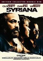 Jaquette Syriana (Edition Collector - Coffret 2 DVD)