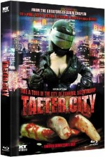 Jaquette Taeter City - Uncut (Blu-ray + dvd) Cover A