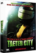 Jaquette Taeter City - Uncut (Blu-ray + dvd) Cover B
