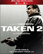 Jaquette Taken 2 (�dition Limit�e)