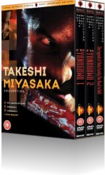 Jaquette Takeshi Miyasaka Collection