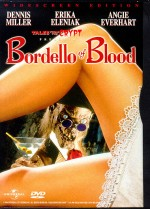 Jaquette TALES FROM THE CRYPT BORDELLO OF BLOOD