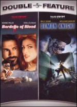 Jaquette Tales from the Crypt: Bordello of Blood/Demon Knight