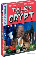 Jaquette Tales from the Crypt: Complete Fifth Season