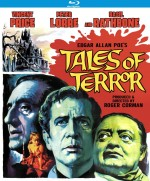 Jaquette Tales of Terror