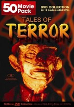 Jaquette Tales of Terror 50 Movie Pack