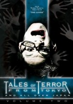 Jaquette Tales of Terror From Tokyo Volume 2