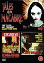 Jaquette Tales Of The Macabre Box Set