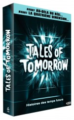 Jaquette Tales of Tomorrow