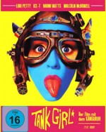 Jaquette TANK GIRL (Blu-Ray+DVD) - Cover A