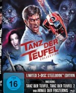 Jaquette Tanz Der Teufel Collection - Limited 3-Disc SteelBook Edition
