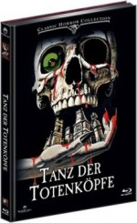 Jaquette Tanz der Totenk�pfe (Lim. Uncut Mediabook - Cover A) (DVD + BLURAY) EPUISE/OUT OF PRINT